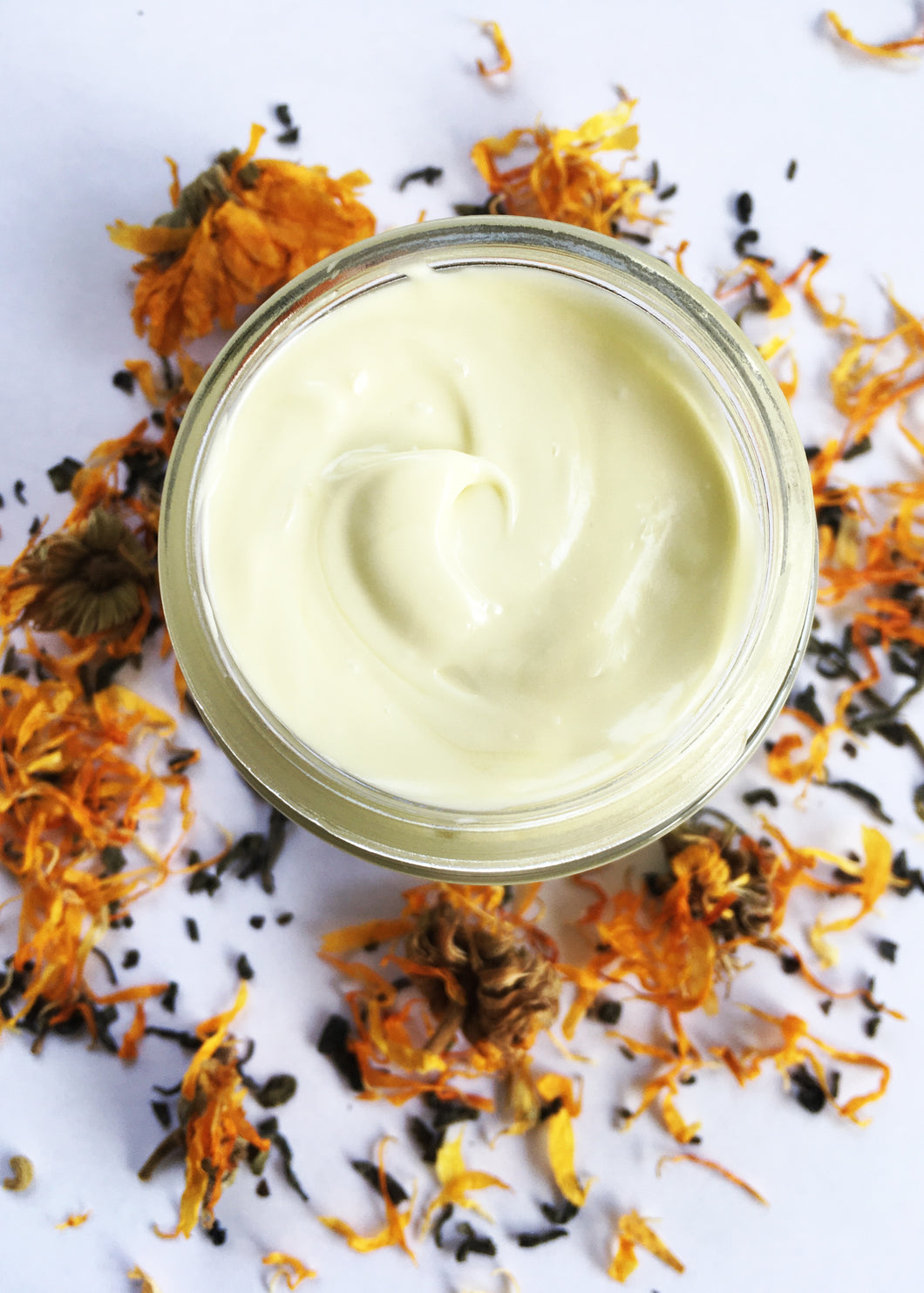 Comfrey and Calendula Cream