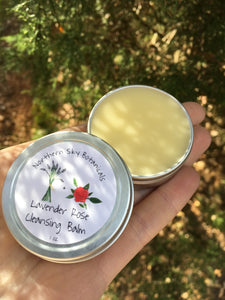 Lavender Rose Cleansing Balm