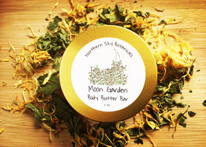 Moon Garden Body Butter Bar