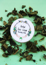 Herbal Face Cream - Nourishing Nettle