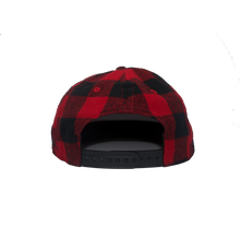 Buffalo Plaid Snapback