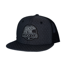 Gray Dot Trucker