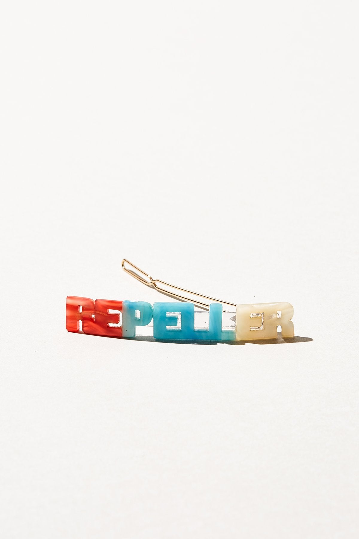 Repeller Flagpole - Red/White/Blue