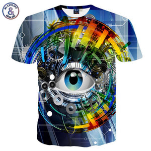 VividTee's Mechanincal Eye