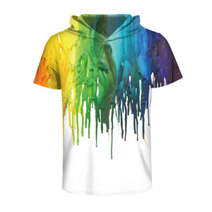 VividTee's Paint Splash w/ hood