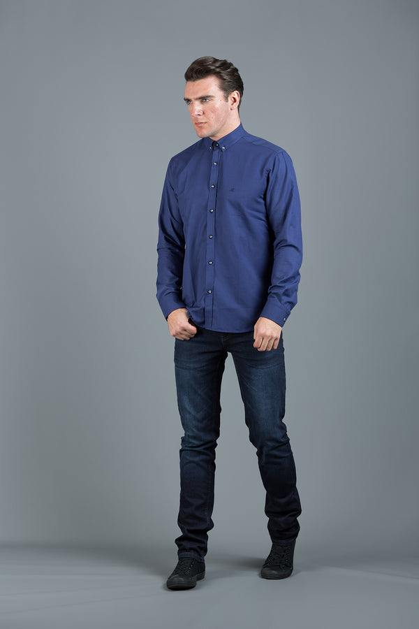 LOLLAND NAVY SHIRT
