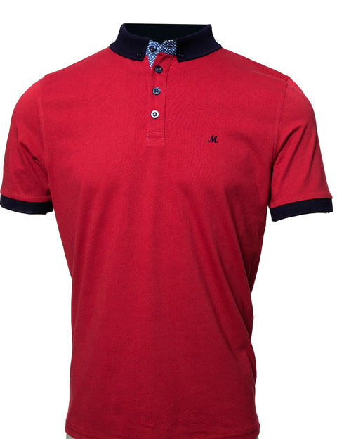 PRINCESS 3 CHERRY POLO