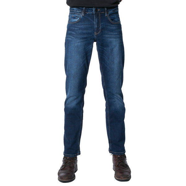ARCHER BLUE WASH REGULAR FIT DENIM