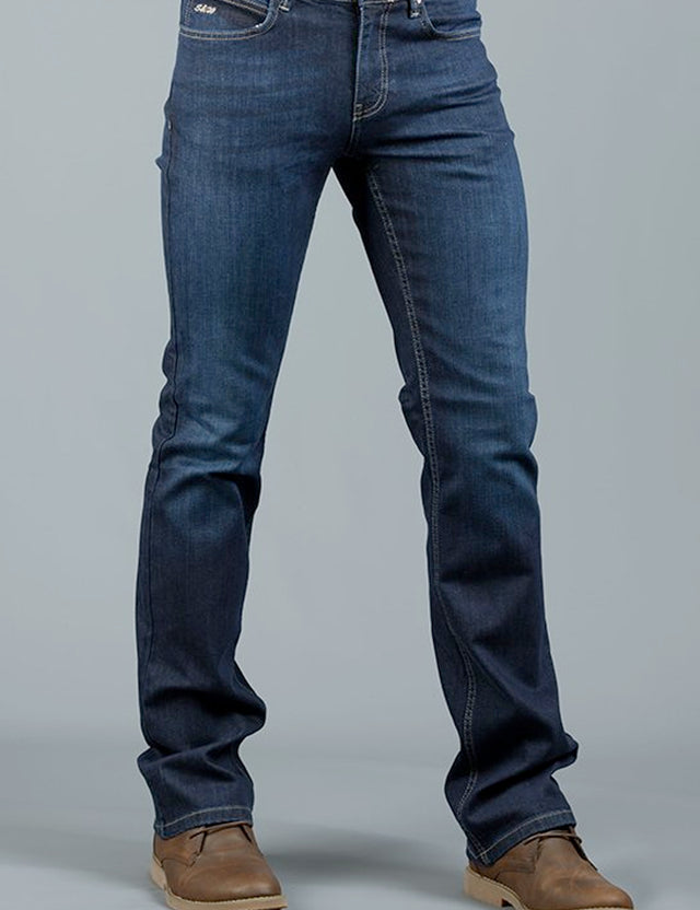 LAGONDA BOOT DARK WASH JEAN