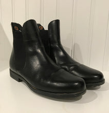 Leather Jodhpur Boots 9