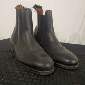 Black Leather Boots 6