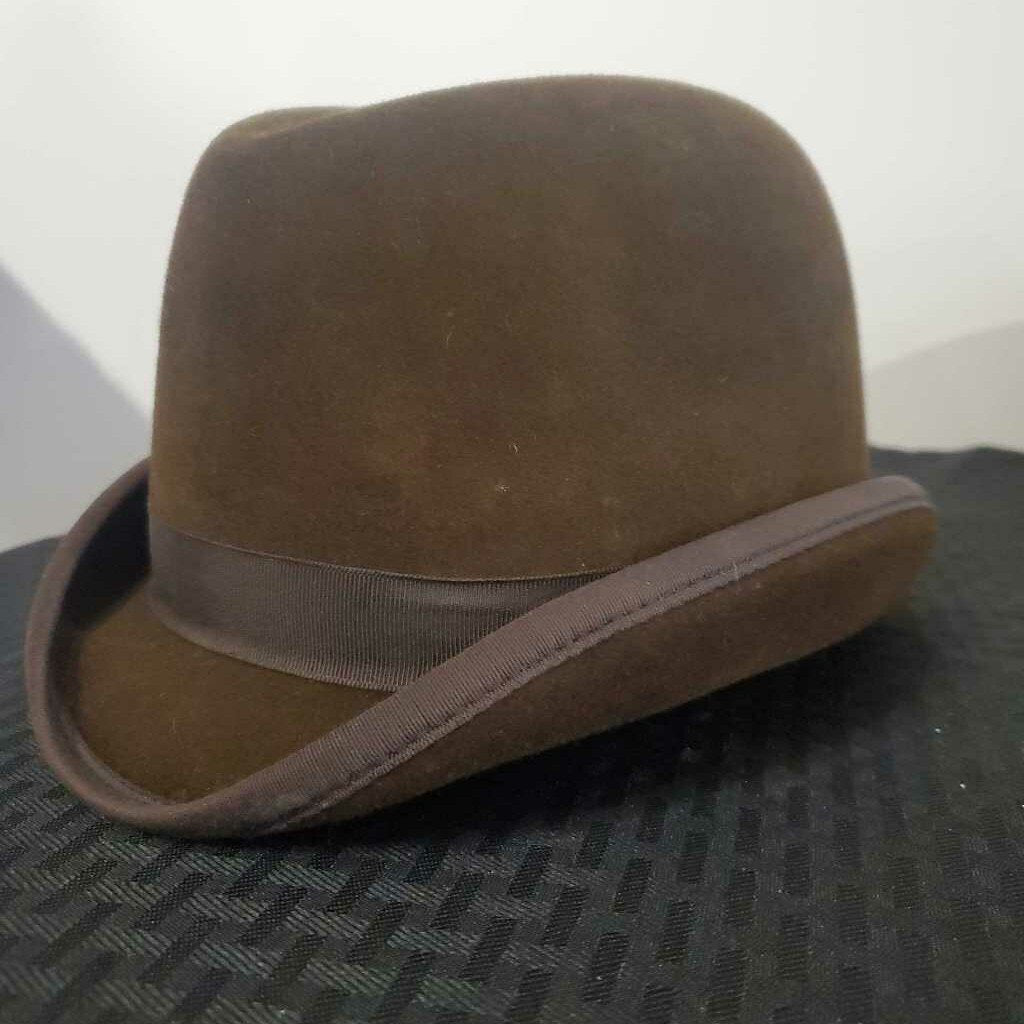 Reed Hill Brown Homburg