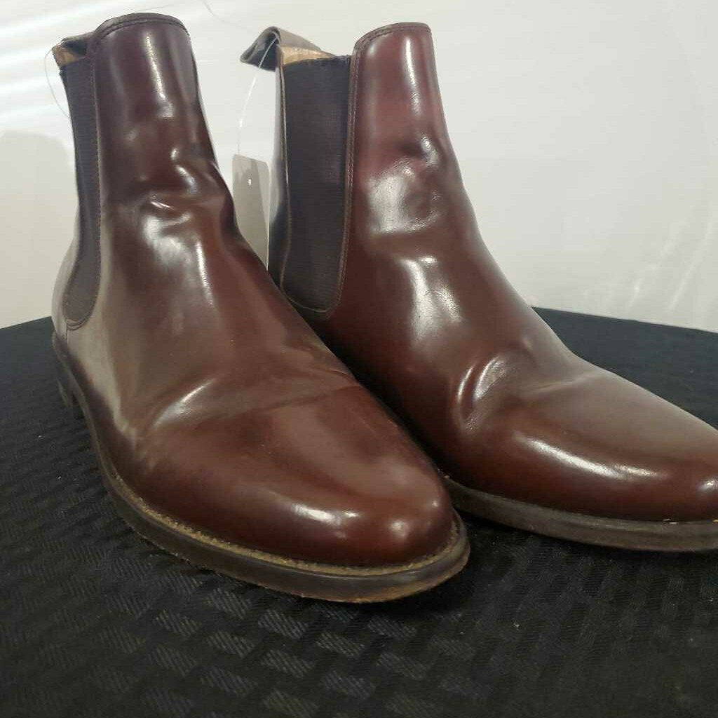 Becker Brothers Mens Brown Boots 8
