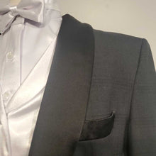 2 Piece Grey Becht Formal Tux