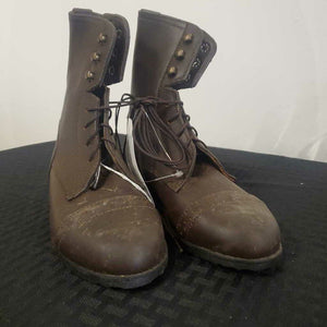 Size 13 Lace Up Boots