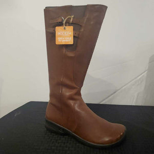 Brand New Keen Leather Boots 9 1/2