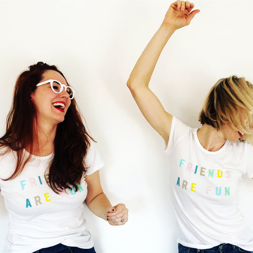 Friends Are Fun Tee
