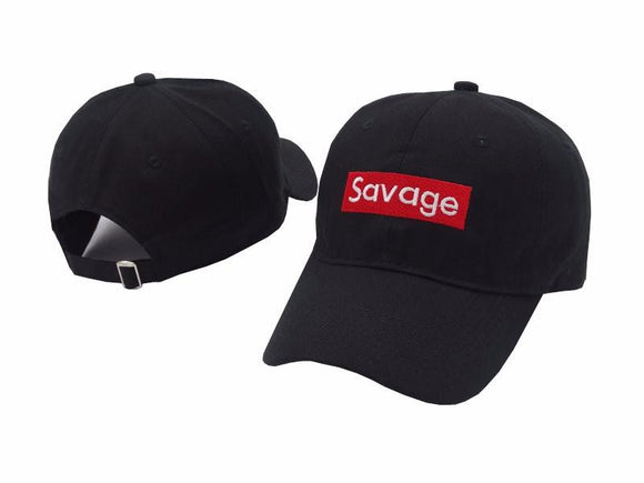 Savage Embroidery Baseball Cap
