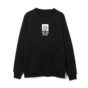 "BTS Jin ""I Am Your Master"" Sweater"