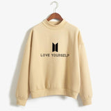 BTS Love Yourself Pullover
