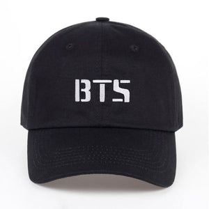 BTS Embroidery Dad Hats