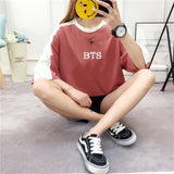 BTS Oversized Top