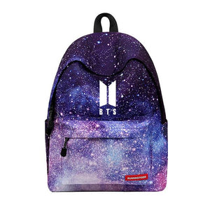BTS Galaxy Backpack
