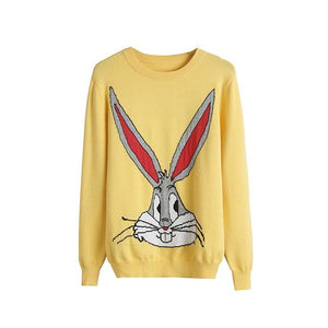 BTS J-Hope Bugs Bunny Sweater