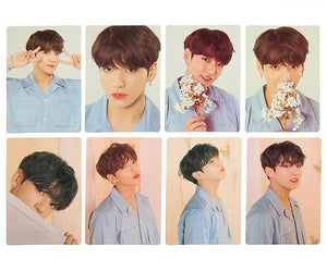 BTS Love Yourself Photo Cards 8pcs/set