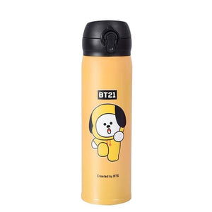 BT21 Thermos Stainless Steel Bottle
