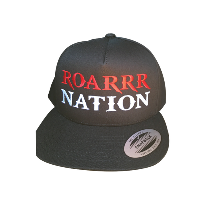 ROARRR ZONE Snap-Back Hat