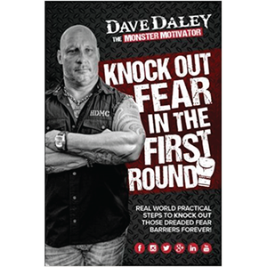 Knock Out Fear in the First Round! (Paperback)