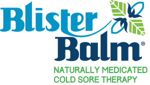 Blister Balm® Naturally Medicated Cold Sore Therapy Logo