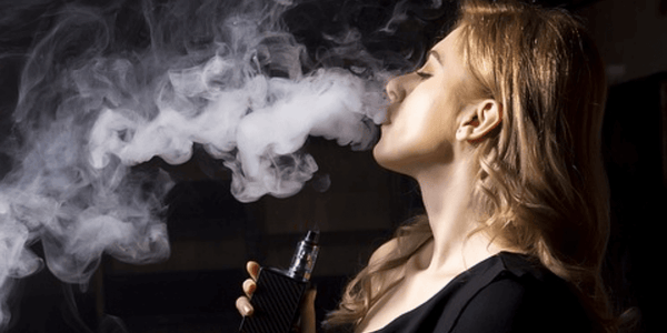 Does smoking Cigarettes or Vaping E-Cigs cause Cold Sores? – Blister