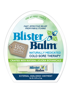 DAILY GOODIE BOX: Blister Balm® External Analgesic Ointment (ONLY $3)