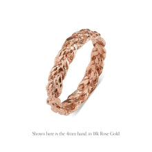 Forget-me-knot, skinny band.