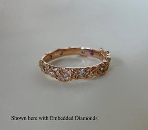 Engrained Memories Ring