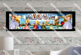 Personalized/Customized Sofia the First #1 Poster, Border Mat and Frame Options Banner 163