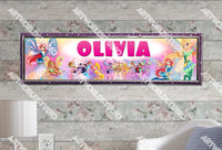 Personalized/Customized Winx Club Poster, Border Mat and Frame Options Banner 191