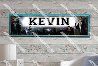 Personalized/Customized Superman Movie Poster, Border Mat and Frame Options Banner 219