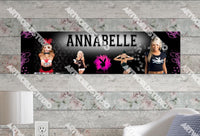 Personalized/Customized Playboy Poster, Border Mat and Frame Options Banner 331