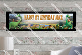 Personalized/Customized The Good Dinosaurs Movie Poster, Border Mat and Frame Options Banner C6