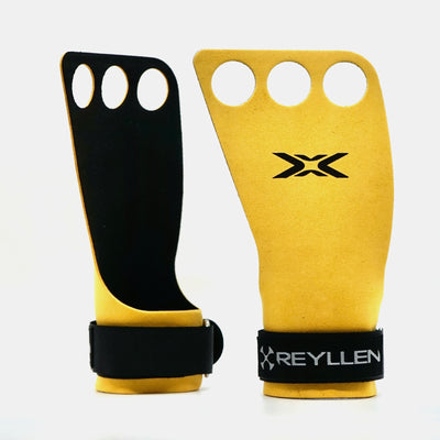Series 2 BumbleBee X Gymnastic Grips 3-Hole