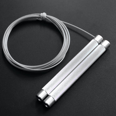 Flare Pro Speed Rope Lux Silver