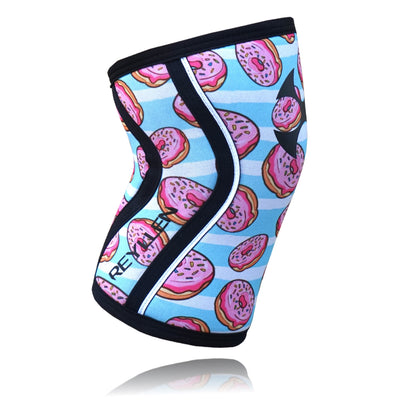 LIMITED EDITION Venta Donut 7mm Knee Sleeves (Pair)