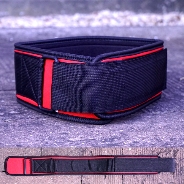 "Venor™ 4"" Nylon Weightlifting Belt - UNLABELED"