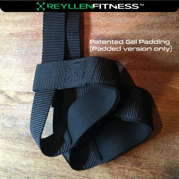 FLUX Lifting Straps - Reyllen Fitness