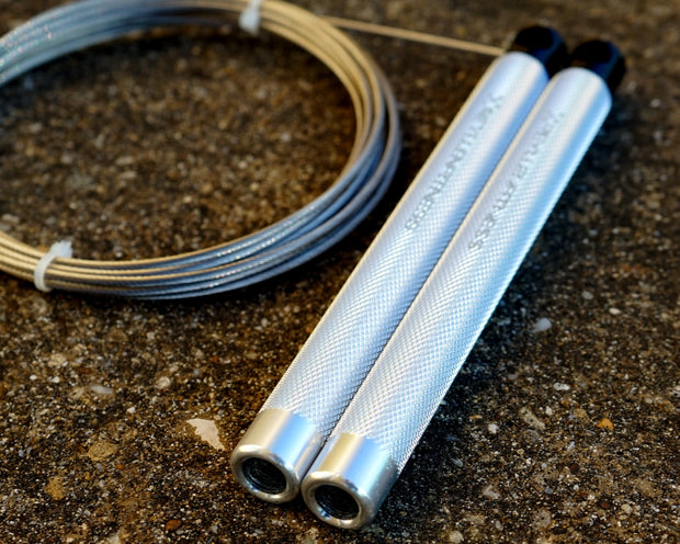 Flare Ice Silver Speed Rope