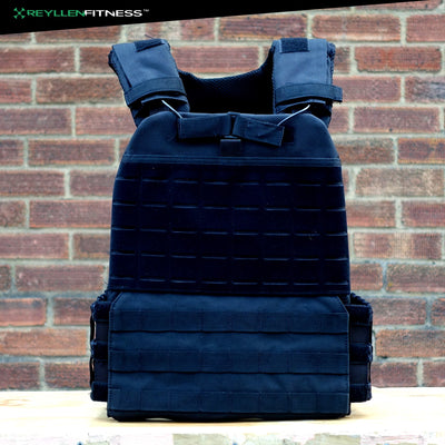 TAC-X Plate Carrier Stealth - Reyllen Fitness