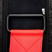 "Red Venor™ 4"" Nylon Weightlifting Belt - Reyllen Fitness"